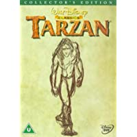 Tarzan (1999) Disney - Collector's Edition
