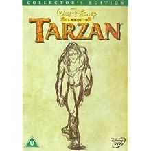 Tarzan (1999) Disney - Collector's Edition (2 Disc) [DVD]