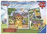 Ravensburger 09348 - König der Löwen Lion Guard Kinderpuzzle