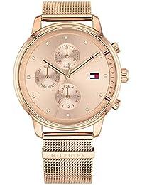 Tommy Hilfiger Unisex-Armbanduhr 1781907