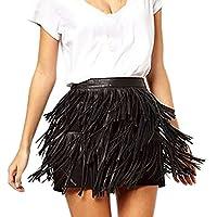 Tutu de Gasa de Mujer.Dwevkeful Moda Noche Ajustado Falda de Bar Estilo Discoteca Vestido de Fiesta de Noche Falda de Gala Tutú Vestir Faldas Skirt Dress Ropa Top