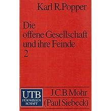 Die offene Gesellschaft und ihre Feinde, Band 2: Falsche Propheten: Hegel, Marx und die Folgen
