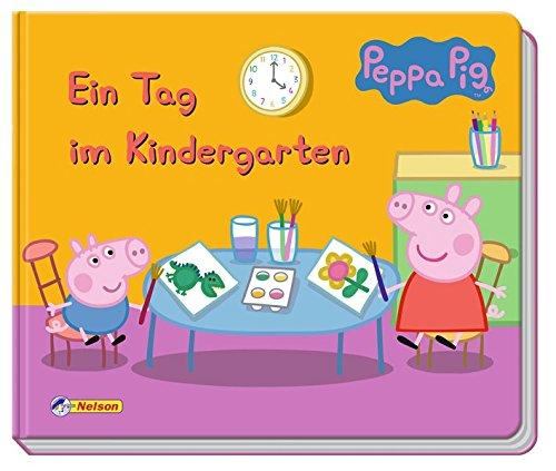 Peppa: Ein Tag im Kindergarten (Peppa Pig) (Super Pic Lustige)