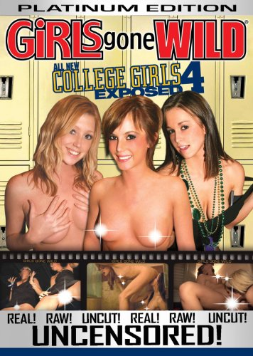 Girls Gone Wild: All New College Girls Exposed #4 [DVD] [Region 1] [NTSC] [US Import] - Girl Wild Gone Dvd