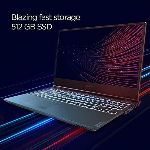 Lenovo Legion Y540 9th Gen Intel Core i5 15.6 inch FHD Gaming Laptop (8GB/512GB SSD/NVIDIA GTX 1650 4GB Graphics/Windows 10/Black/2.3Kg),81SY00CKIN Image 4