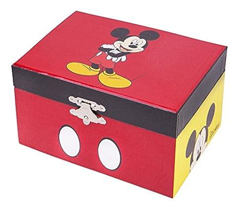 Trousselier - Mickey - Disney - Coffret Musical