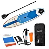 Best Paddle Boards - SUNCOO 10ft/3m Inflatable Stand Up Paddle Board Review