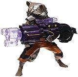 Marvel Guardianes de la Galaxia - Gotg Rapid Fire Rocket Raccoon (Hasbro A7902EU4)