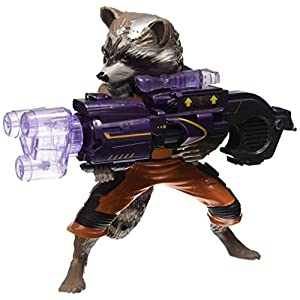 Marvel Guardianes de la Galaxia - Gotg Rapid Fire Rocket Raccoon (Hasbro A7902EU4) 7