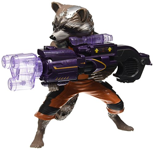 Guardians of the Galaxy Marvel große Rocket Raccoon Figur [UK Import]