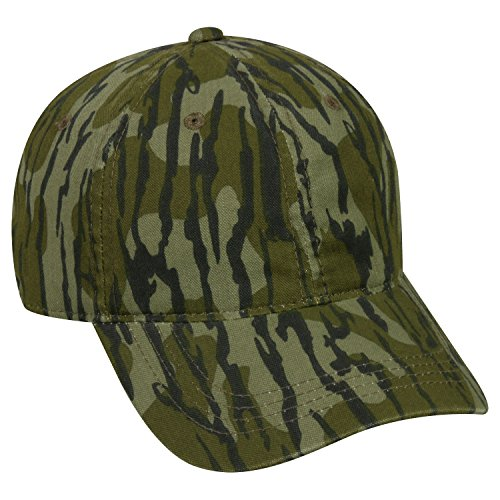 Outdoor Gap Jagd Basics Tuck Strap Gap, herren, Original Mossy Oak Bottomland, Einheitsgröße (Basic-jagd-cap)