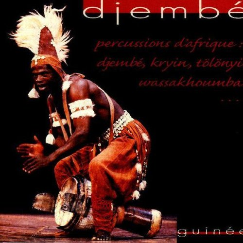 African Percussion: Djembe-Kyr