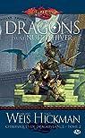 Dragons d'une nuit d'hiver: Chroniques de Dragonlance, T2 par Weis