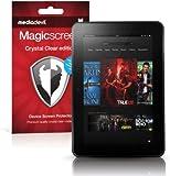 "Amazon Kindle Fire HDX 8.9"" Screen Protector, MediaDevil Magicscreen Crystal Clear (Invisible) Edition - (2 x Protectors)"