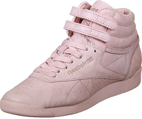Reebok F/S Hi FBT W Calzado polish pink