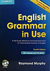 English Grammar in Use, 4 Ed. (PB + CD-ROM) [Paperback] [Jan 01, 2013]