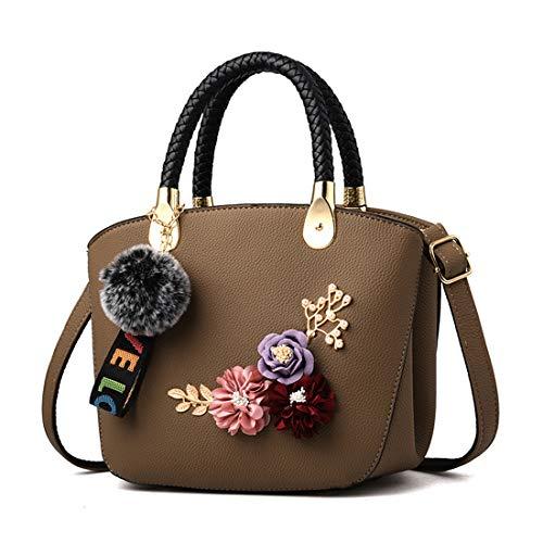Zonlin borsa a tracolla portatile della borsa delle signore, borse a tracolla casuali per le donne