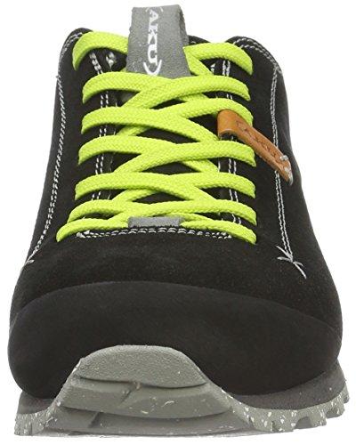 AKU Bellamont Suede Gtx, Chaussures Multisport Outdoor Mixte Adulte Schwarz (110)