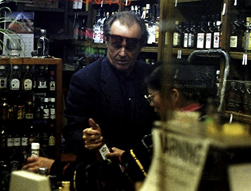 Jack Nicholson at a Liquor Store in Queens New York Photo Print (25,40 x 20,32 cm)
