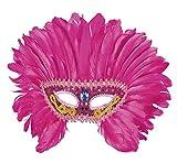 Boland 00264 Augenmaske Flamingo Queen, Pink