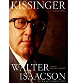 [KISSINGER: A BIOGRAPHY ]by(Isaacson, Walter )[Compact Disc]