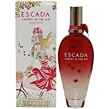 Eau de toilette Cherry in the Air de Escada, fragancia feminina en formato espray, 100 ml, 1 frasco (1 x 100 ml)