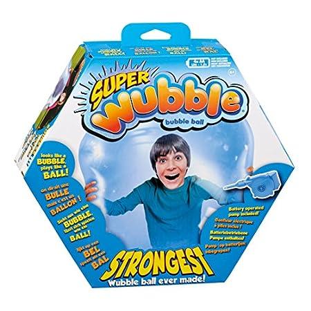 Wubble NS20169.4300 Super Bubble Ball, blau