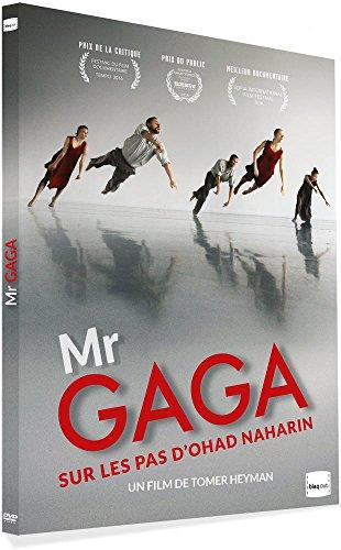 Mr Gaga sur les pas d'Ohad Naharin :