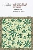 La coltivazione naturale della cannabis. Come tenere le piante in salute