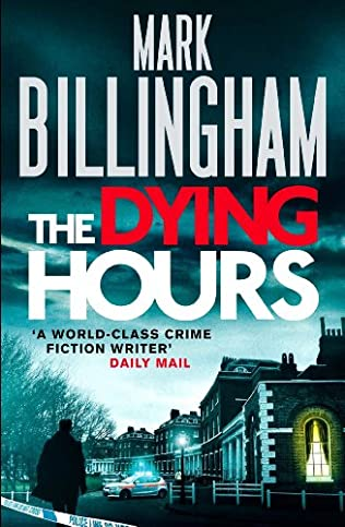 book cover of The Dying Hours