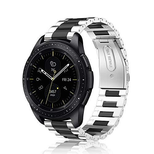 huawei smartwatch 2 classic FINTIE Cinturino per Galaxy Watch 42mm / Gear Sport/Gear S2 Classic/Huawei Watch 2 Smartwatch