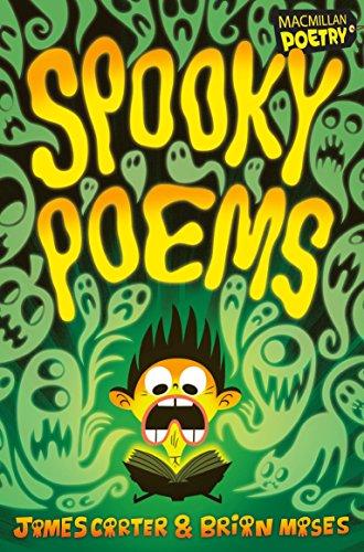 Spooky Poems por James Carter