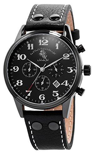 Grafenberg - -Armbanduhr- SD502-622_schwarz-40