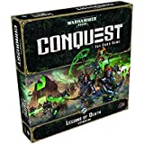 Warhammer 40,000 Conquest Lcg: Legions of Death Deluxed Expansion