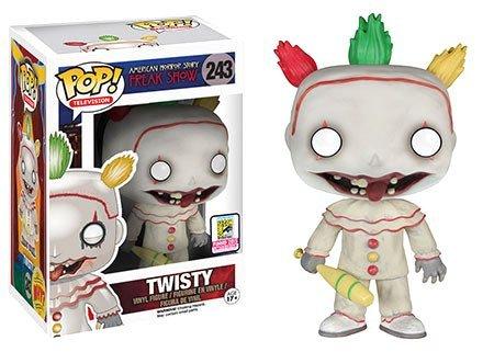 Funko POP TV American Horror historia Temporada 4 Twisty EL PAYASO Figura De Vinilo 2015 Verano Convencin Exclusivo