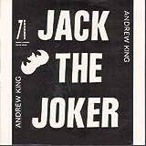 Anklicken zum Vergrößeren: Andrew King - Jack the Joker (Audio CD)