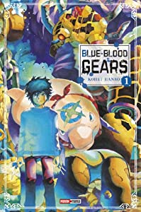 Blue-blood gears Edition simple Tome 1