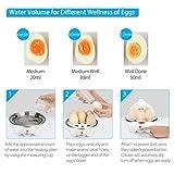 from SimpleTaste SimpleTaste Egg Boiler Egg Cooker Egg Steamer Electric Egg Poacher 7 Egg Capacity