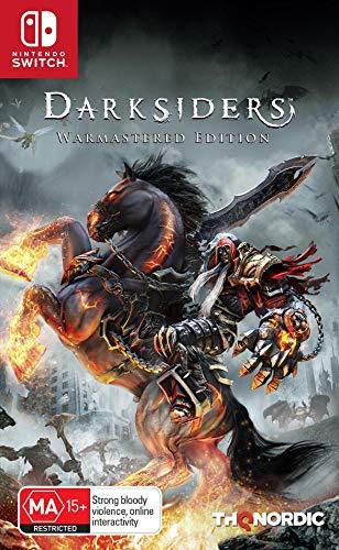 Darksiders: Warmastered E
