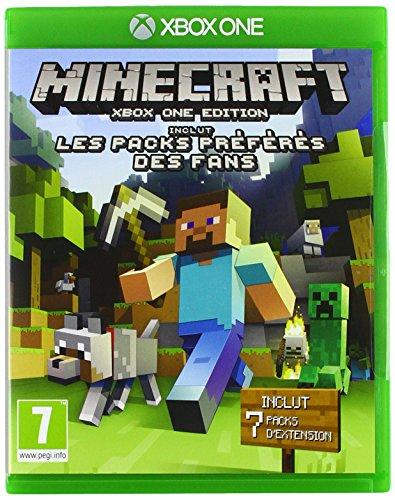 Minecraft : Les Packs Préférés Des Fans [Importación Francesa]