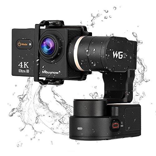 FeiyuTech WG2 Gimbal Tragbarer Stabilisator Sport Kamera Gimbal für GoPro 6 IP67 Wasserdichte Hanheld DREI Achsen Gimbal für GoPro Hero5 / 4 und ähnliche Größe Kameras Gimbal für Actionkamera