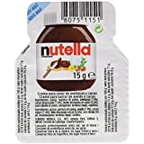 Nutella Crema Avellana - Paquete de 60 x 15 gr - Total: 900 gr