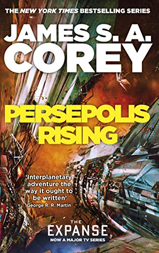 Persepolis Rising: Book 7 of the Expanse (now a Prime Original series) (English Edition) (Trek Shift)