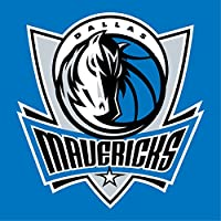 Dallas Mavericks NBA basketball Crest adesivo da