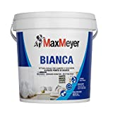Maxmeyer 164485G500002 Lavabile per Interni Bianca 4 L