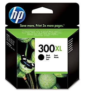 HP CC641EE 300XL Cartucho de Tinta Original de alto rendimiento, 1 unidad, negro (B001A012BK) | Amazon price tracker / tracking, Amazon price history charts, Amazon price watches, Amazon price drop alerts