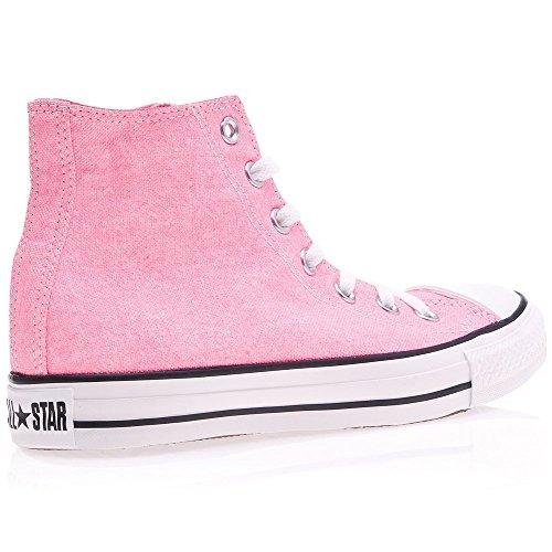Converse Chucks – CT HI NEON – Neon Pink, Schuhgröße:39 - 5