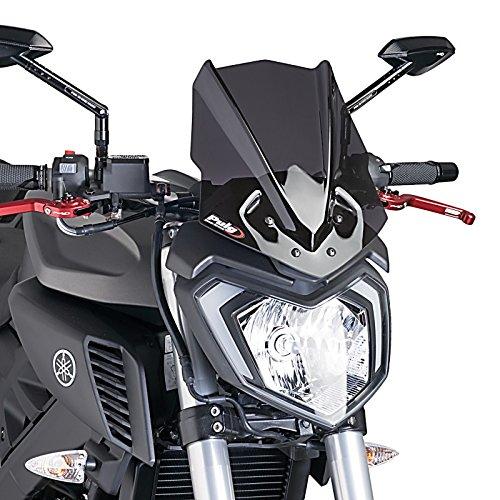 Windschild Puig Yamaha MT-125 14-16 dunkel getönt