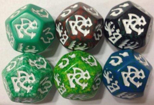 dragon-dice-dragons-green-wyrm-set-2027-by-sfr