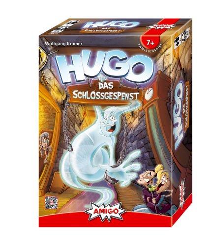 Amigo 03610 - Hugo - Das Schlossgespenst - Geister Brettspiel